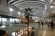 Bristol Shopping mall