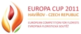 Europe Cup for professional florist 2011 in Czech Republic