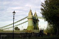 Hammersmith Bridge London
